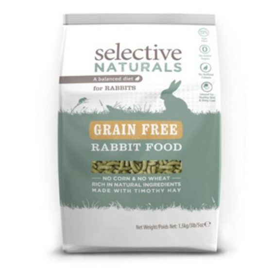 Science Selective Grain Free Rabbit