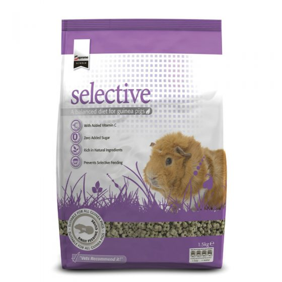 Science Selective Guinea Pig Food